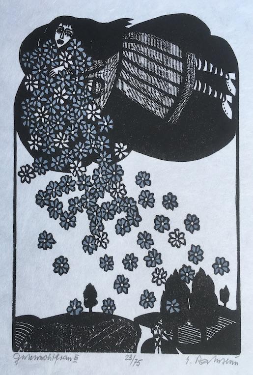 Ernst Ramseier Gutenachtfrau